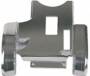 LTR 450 Rear Disc Skid Plate Black