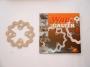 YFM 350 XT Warrior Front Wavy Disc